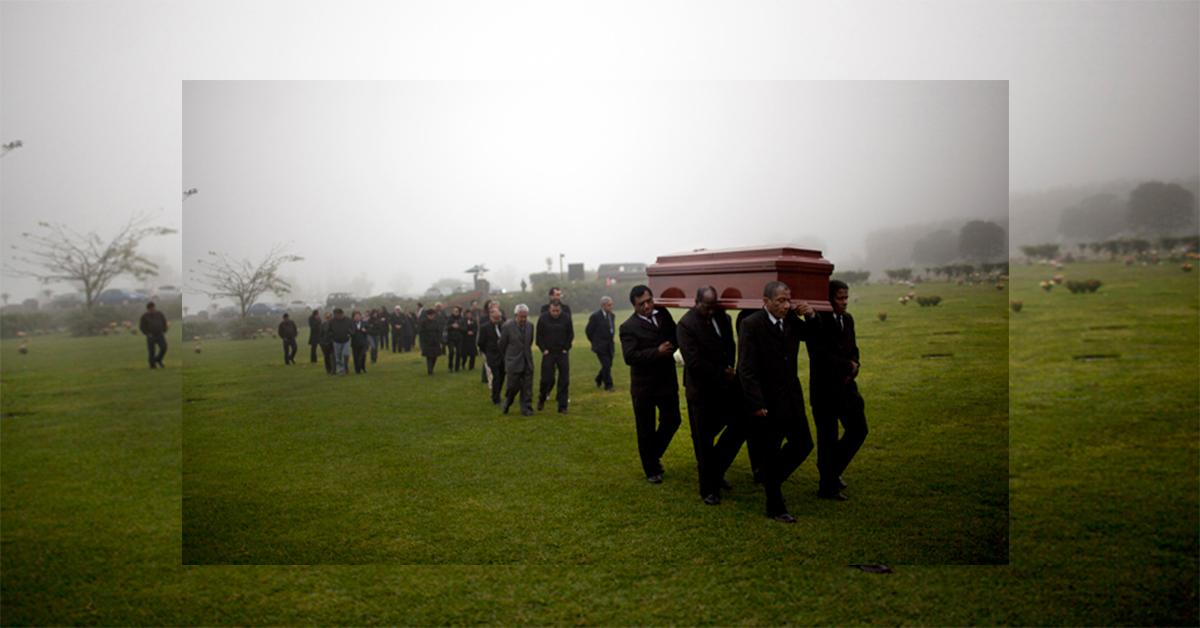 Mueren nueve personas tras intoxicarse al comer en un funeral