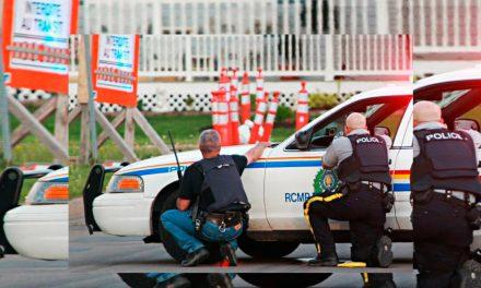 Al menos cuatro muertos en un tiroteo en el este de Canadá
