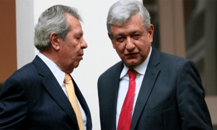 Muñoz Ledo pondrá la banda presidencial a López Obrador
