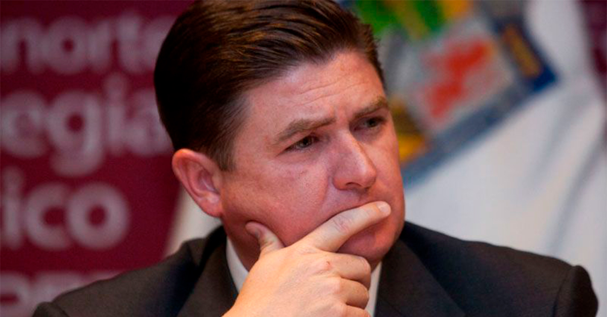 Rodrigo Medina ¿Dónde quedaron los cargos?