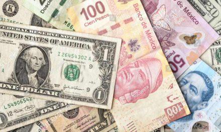 Dólar se vende hasta en $18.97