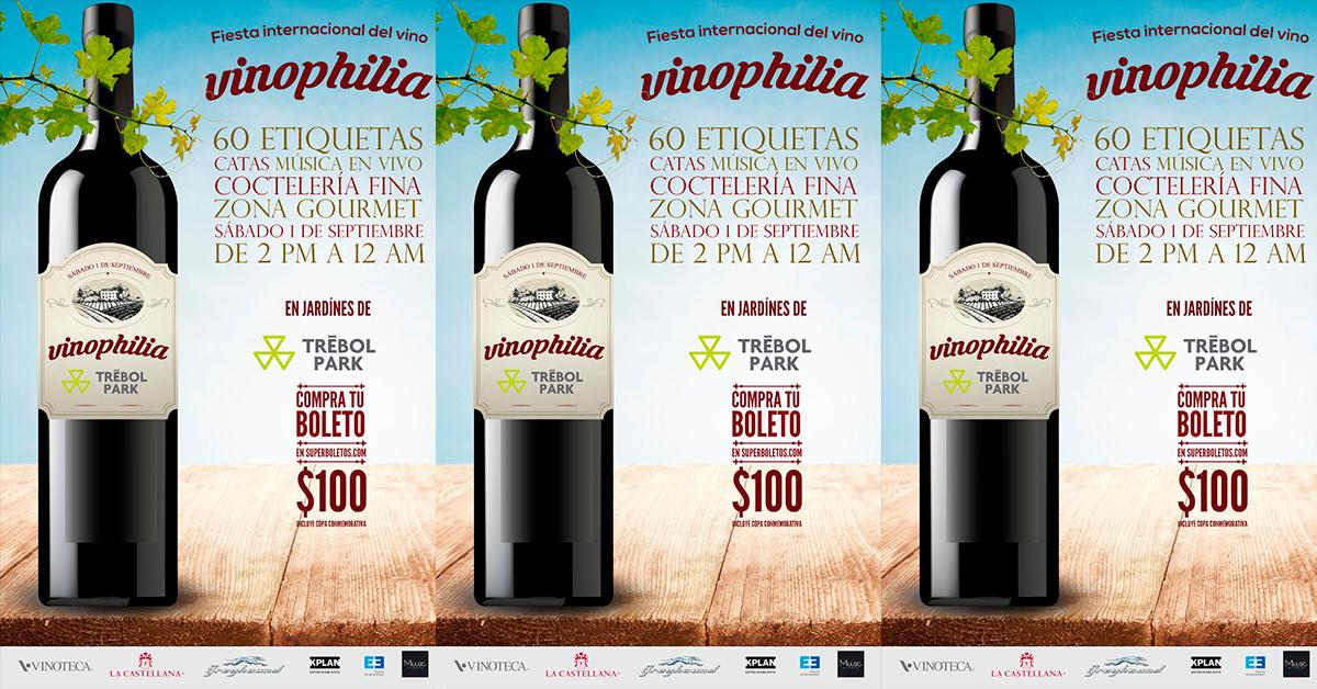 Llega a Monterrey el Festival Vinophilia