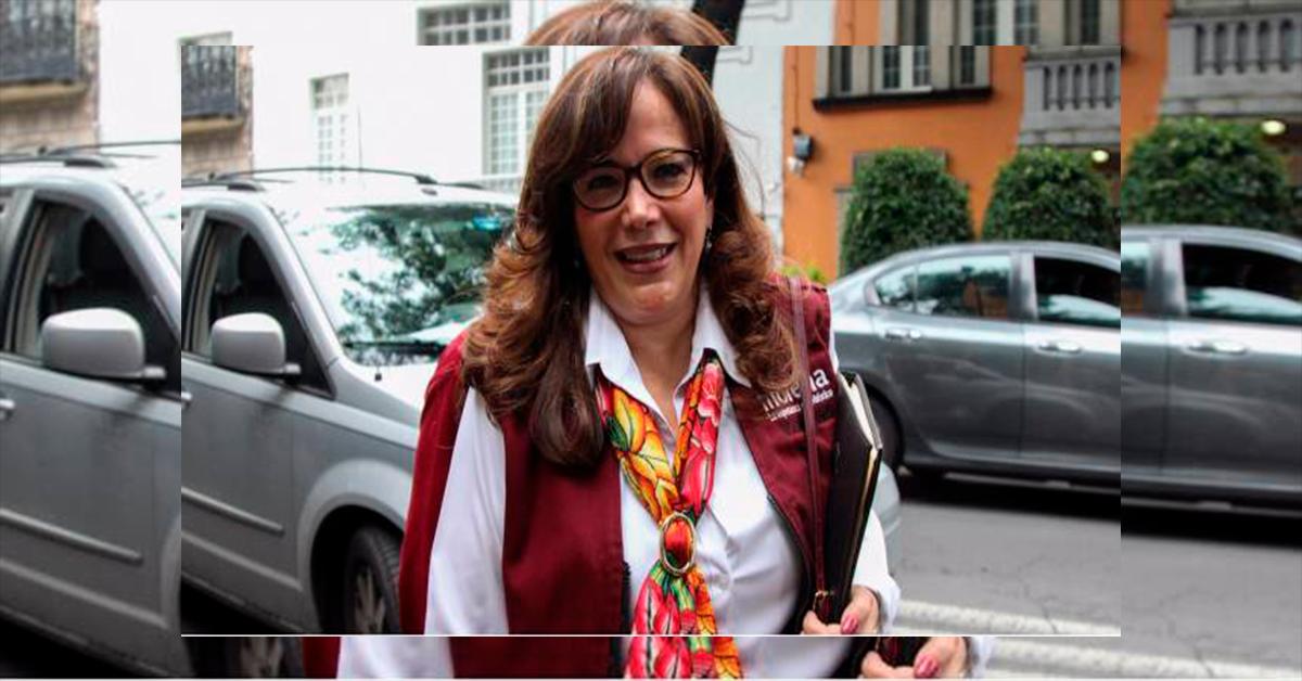 """""""El PAN cometió las mismas faltas en Puebla y en Monterrey"""" Yeidkol."""
