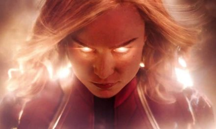 Primer tráiler de Captain Marvel