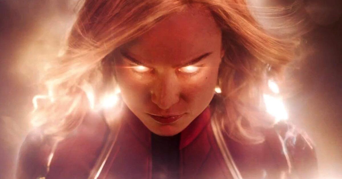 Primer tráiler de Captain Marvel