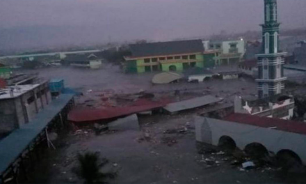 Se registra un terremoto de magnitud 7,5, en Indonesia