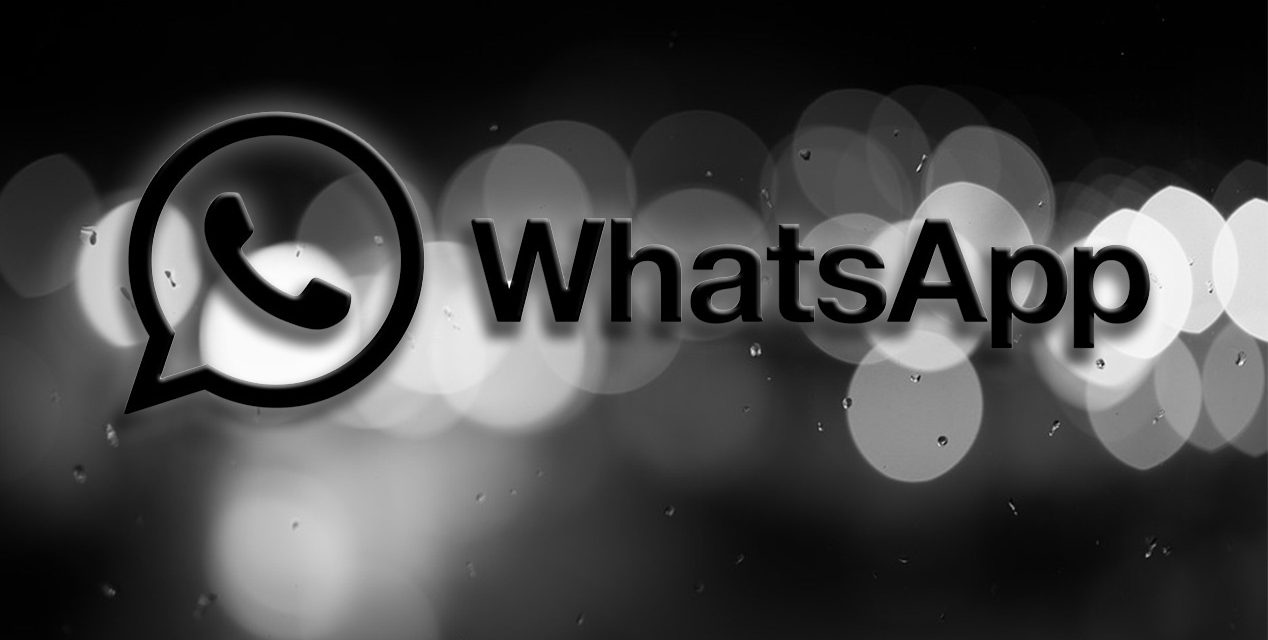 WhatsApp prepara una función: el modo oscuro