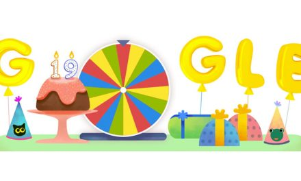 Google celebra aniversario