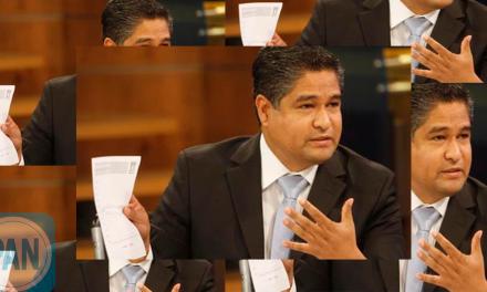 Corrupción y violencia Gobierno de Peña Nieto: Senador Víctor Fuentes