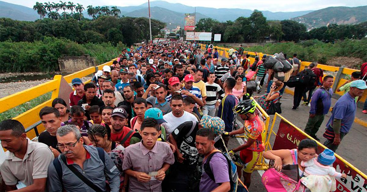 Venezuela acusa a ONU de exagerar crisis de migración