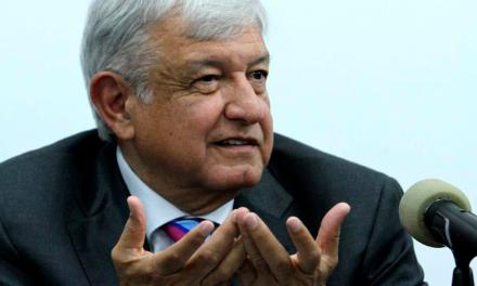 'No van a perder': AMLO a contratistas de NAIM
