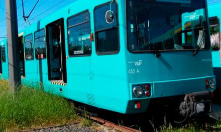 24 vagones para el Metro