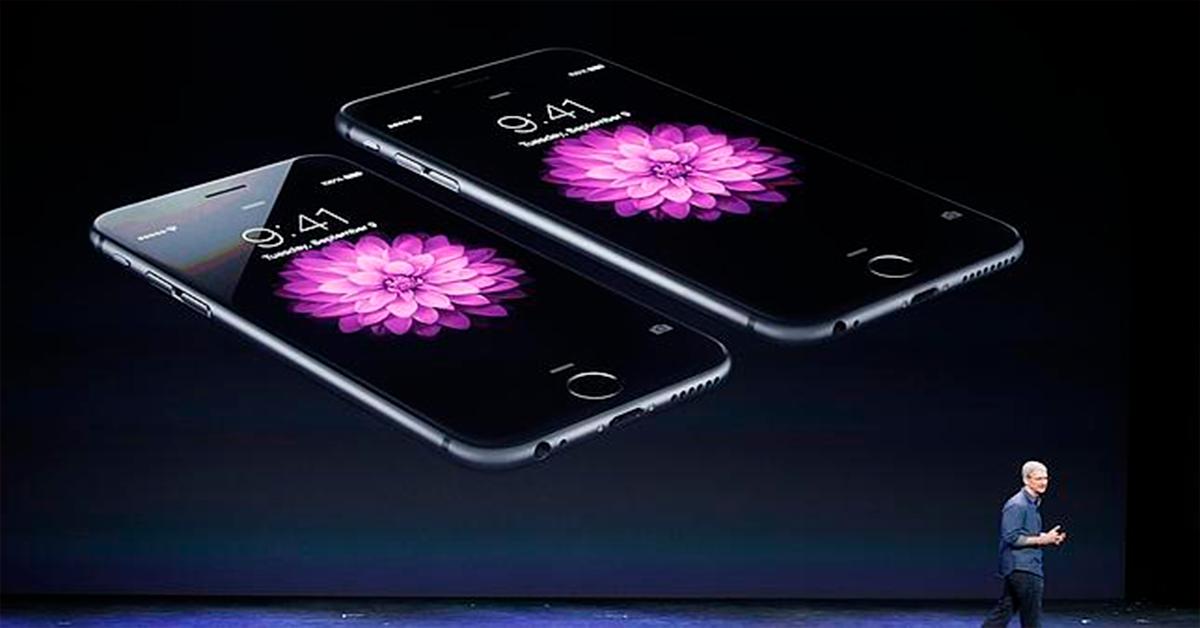 4 razones por las que las acciones de Apple están cayendo en picada