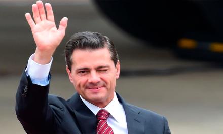 El Adiós de Peña Nieto; envuelto en la polémica