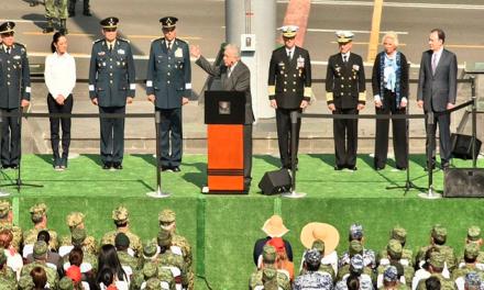 AMLO pide apoyo a Fuerzas Armadas para la Guardia Nacional