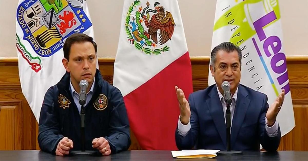 Estado asumirá seguridad en Monterrey