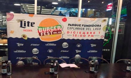 Listos para el BurgerFest