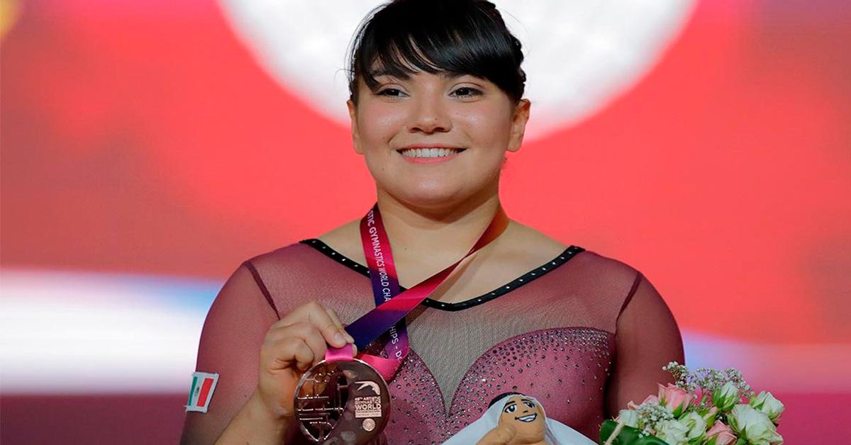 Ayer fue criticada hoy es orgullo nacional Alexa Moreno hace historia en Mundial