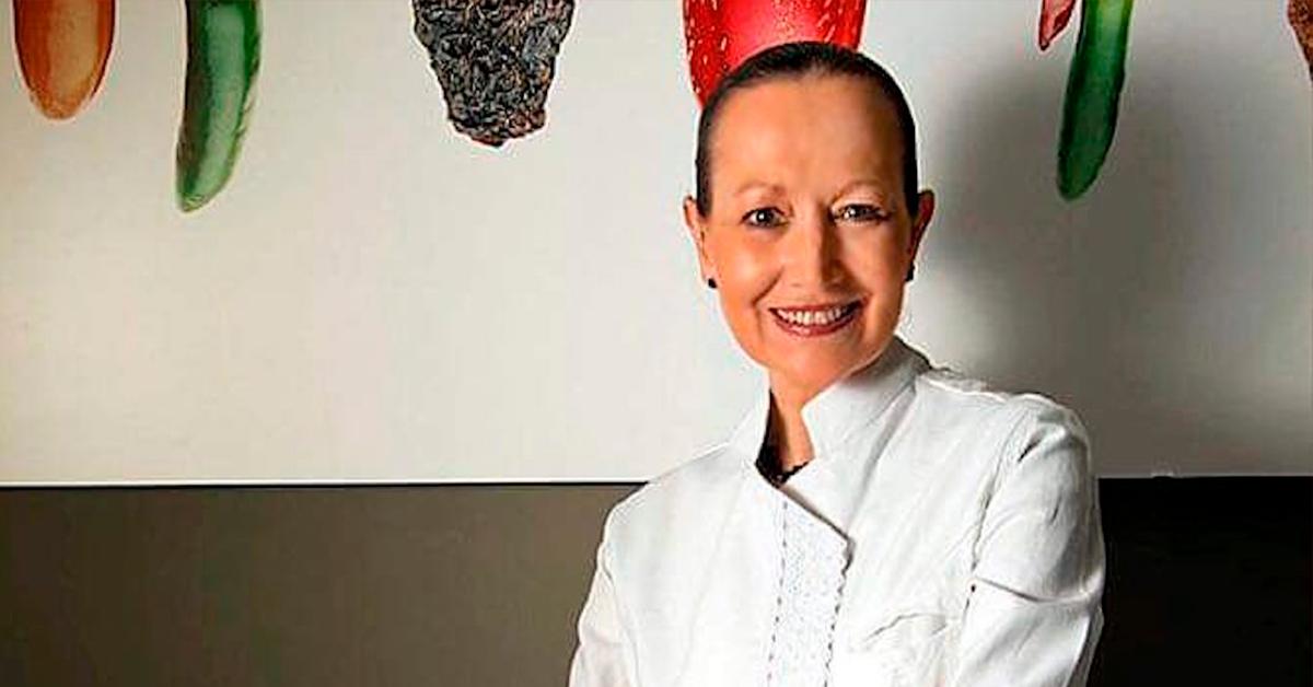 Muere chef mexicana Patricia Quintana