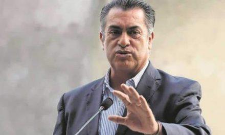 Asegura Gobernador que fondos del Estado están 'out' y se amparará si lo obligan a pagar votación en Monterrey