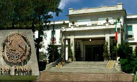 5 curiosidades de Los Pinos, la lujosa mansión presidencial de México