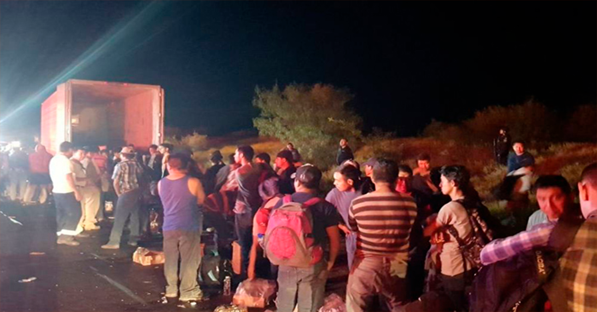 Detenciones de migrantes suben en NL