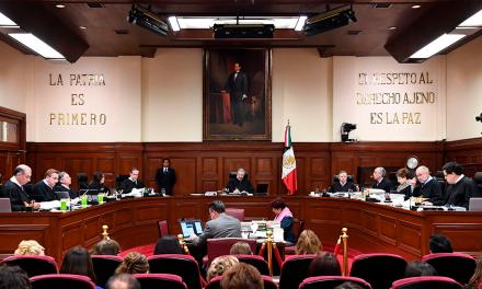 Corte invalida Ley de Seguridad por el riesgo que implica convertir a militares en policías