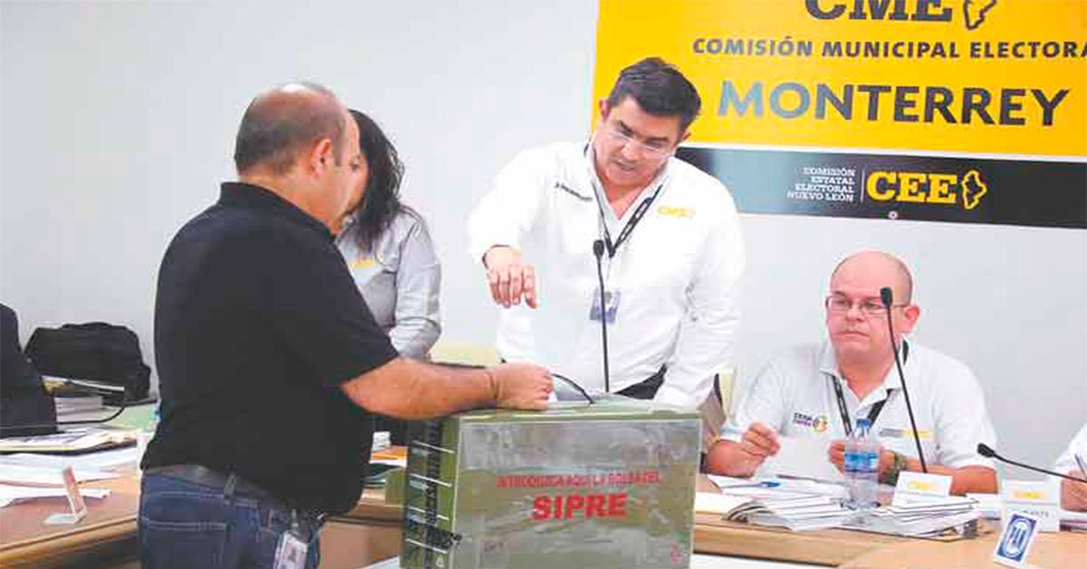 Celebrará CEE elección extraordinaria de Monterrey el 16 de diciembre