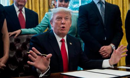 Pide Trump a México devolver a migrantes