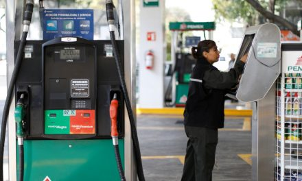 Baja gasolina de Texas