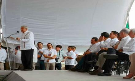 Licitación de refinería de Tabasco: López Obrador