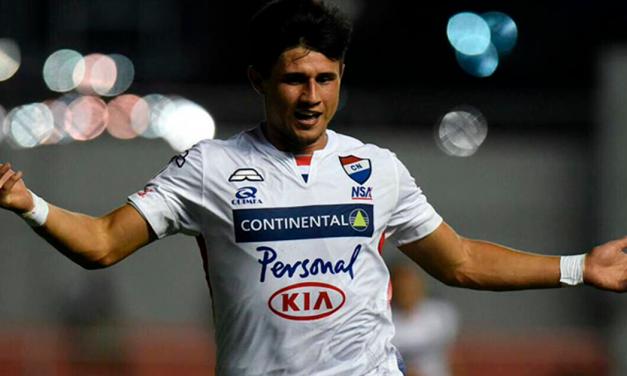 Rayados anunció la llegada del paraguayo Adam Bareiro