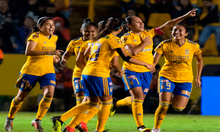 Tigres femenil por bicampeonato vs. América