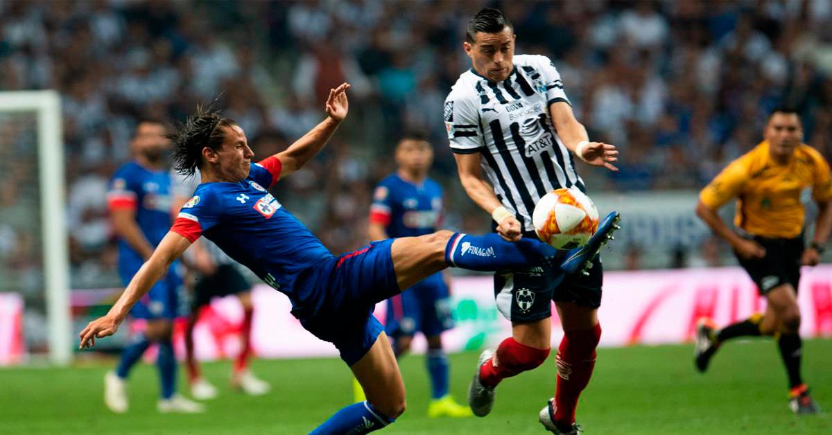 Rayados toman ventaja en el juego de ida contra la Máquina Celeste