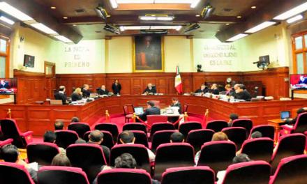 Suprema Corte suspende ley para que nadie gane más que AMLO