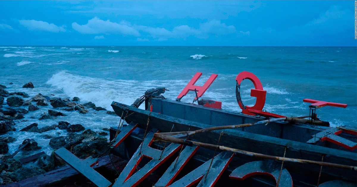 Tsunami en Indonesia: el concierto que fue arrasado por una ola