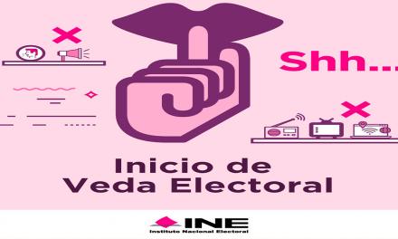 Ya Inicio la veda electoral en Monterrey