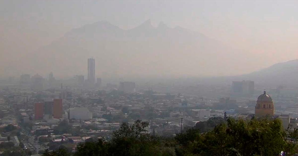 Desactivan alerta por mala calidad del aire en NL