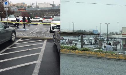 Ejecutan a un hombre en estacionamiento de centro comercial en Cumbres