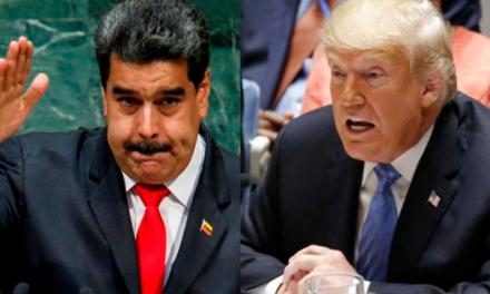 Donald Trump reconoce a Juan Guaidó como presidente de Venezuela