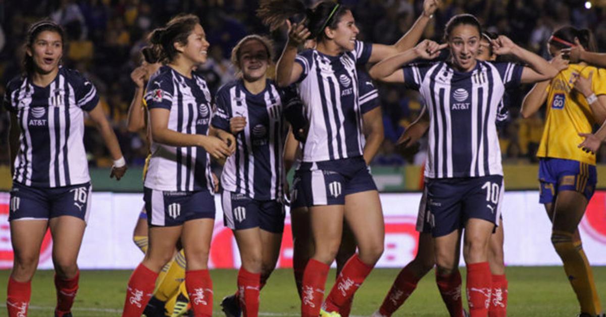 Rayadas rescata empate en el Clásico Femenil