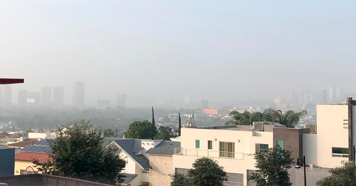 Activan alerta ambiental en el Estado por mala calidad del aire