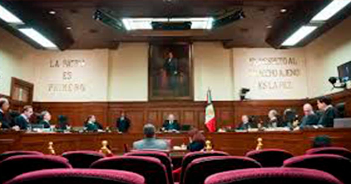 Ministros eligen hoy a presidente de la Suprema Corte