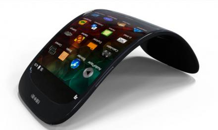 El primer smartphone totalmente flexible; Flexpai