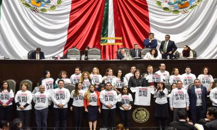 Diputados del PRI y Morena avalan Guardia Nacional