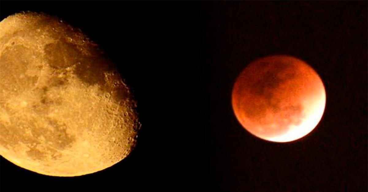 'Luna de sangre', único eclipse observable en México en 2019