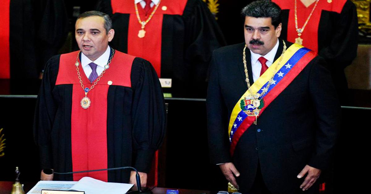 Retira EU a sus diplomáticos de Venezuela