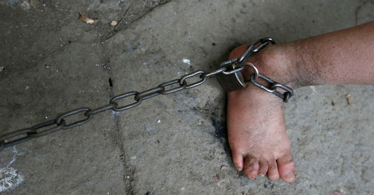 Encuentran a menor encadenada en San Pedro