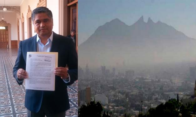 Solicitan apoyo de AMLO para combatir contaminación