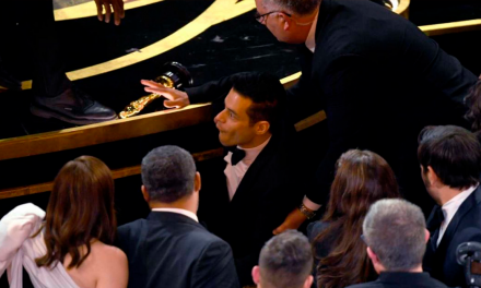 Oscar 2019: así fue el accidente de Rami Malek